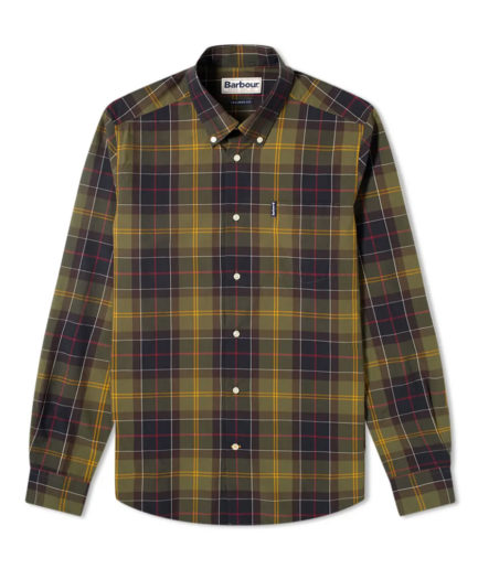 BARBOUR TARTAN 7 TAILORED