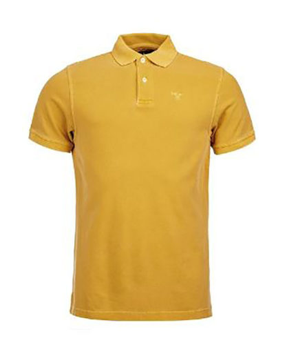 BARBOUR WASHED SPORT POLO